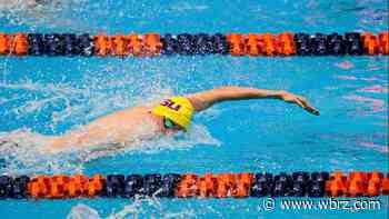 LSU swimmer Brooks Curry makes USA Olympic team - WBRZ