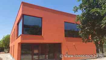 Wegen zu hohem Bedarf in Burghausen: Mini-Kita im Haus der Familie - Burghausen testet Platz-Sharing - innsalzach24.de