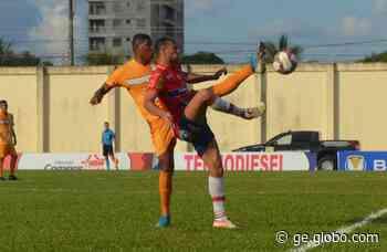 """Após estrear bem, atacante acredita que Porto Velho tem como """"fazer mais no campeonato"""" - globoesporte.com"""