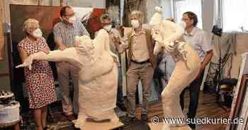 Singen: Initiative wirbt um Spenden für eine zum Schmunzeln bringende Skulptur für den Herz-Jesu-Platz - SÜDKURIER Online
