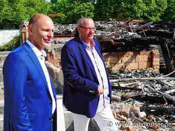 Singen: Neue Hoffnung für die Scheffelhalle in Singen: Das könnte die Versicherung bei einem Wiederaufbau zahlen - SÜDKURIER Online