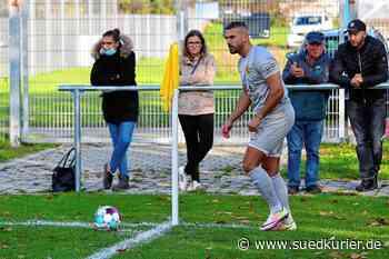 Fußball: Türkischer SV Singen ist heiß auf den großen Favoriten - SÜDKURIER Online