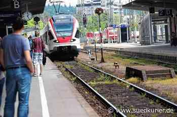 Singen/Engen: Seehas-Strecke zwischen Singen und Engen ist ab Freitagabend gesperrt – Bahnübergänge werden saniert - SÜDKURIER Online