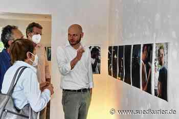Singen: Wanderarbeiter auf dem Weg in den goldenen Westen: Galerie Vayhinger zeigt Fotografien von Florian Schwarz - SÜDKURIER Online
