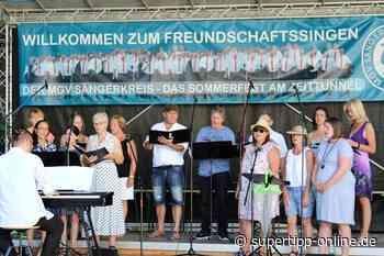 """Die """"Young Voices"""" singen wieder: """"Wir sind mehr als glücklich"""" - Wülfrath - Super Tipp"""