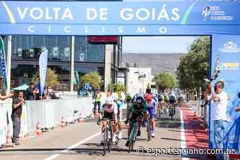 Volta Ciclística de Goiás é iniciada com etapas em Caldas Novas, Morrinhos e Ipameri - Esporte Goiano