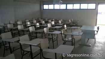 Caldas Novas anuncia retorno às aulas presencias no segundo semestre - Sagres Online - Sagres Online