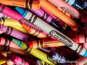 Crayola Sale in Lindsay cancelled for second year in a row - kawarthaNOW.com