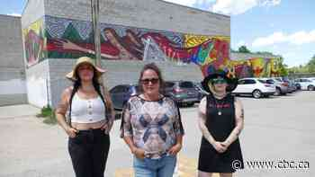 Mural depicting Canada's residential schools ready to be unveiled in Selkirk, Man. - CBC.ca