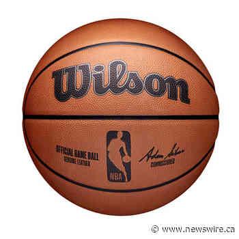 Wilson enthüllt offiziellen NBA-Spielball im Vorfeld der NBA-Saison 2021-22