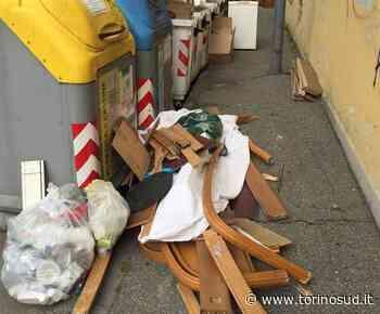 NICHELINO - Isola ecologica itinerante per la città: così si combatte chi abbandona i rifiuti - TorinoSud