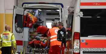 Incidente in via Ivrea - La Provincia di Biella