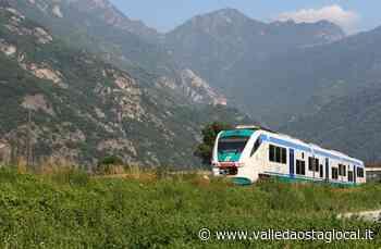 Dal 19 giugno al 4 luglio chiusa la ferrovia Aosta-Ivrea - Valledaostaglocal.it