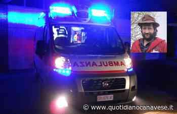 IVREA - Ritrovato il 39enne scomparso nel nulla: trasportato in nottata al Cto di Torino - QC QuotidianoCanavese