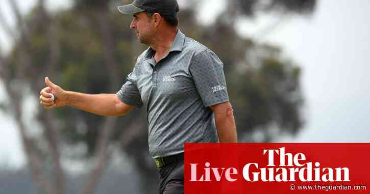 US Open golf 2021: second round – as it happened