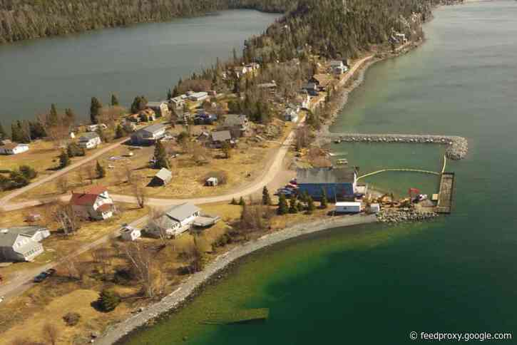 Silver Islet Small Craft Harbour Now Open to Public