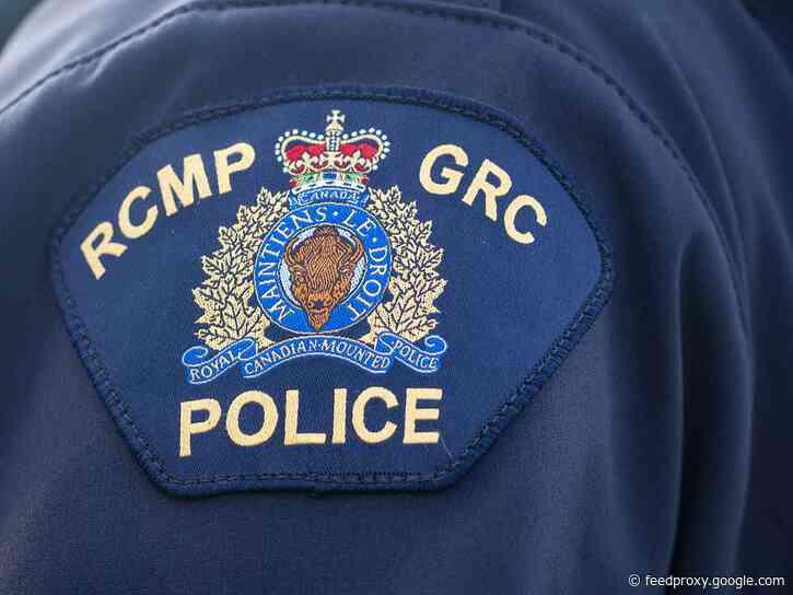 RCMP Report Eric Wildman Taken into Custody