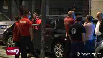 A guerra infinita em torno dos Bombeiros Voluntários do Porto - RTP