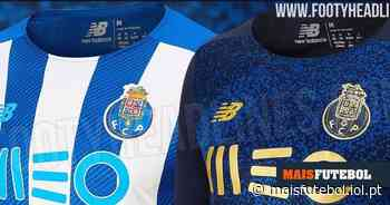FOTOS: novas imagens das prováveis camisolas do FC Porto para 2021/22 | MAISFUTEBOL - Maisfutebol
