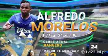 Alfredo Morelos volta a estar na mira do FC Porto - TVI24