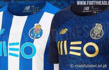 Serão estas as novas camisolas do FC Porto? | MAISFUTEBOL - Mais Futebol