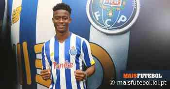 FC Porto: promissor extremo guineense assinou contrato profissional | MAISFUTEBOL - Maisfutebol