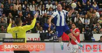 António Areia renova com o FC Porto até 2023 - SAPO Desporto