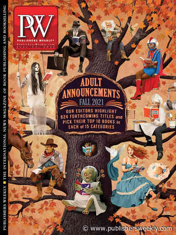 Adult Books for Fall 2021 - Publishers Weekly