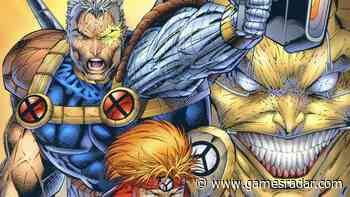 DC and Marvel in the '90s - when comic books were 'Extreme!' - GamesRadar+