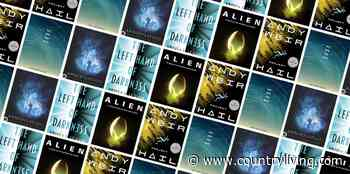 20 Best Alien Books - Science Fiction Books 2021 - Country Living