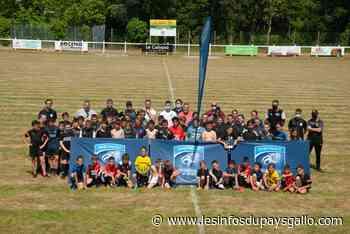 Carentoir-La Gacilly. Le Breiz City Tour fédère les jeunes footballeurs - Les Infos du Pays Gallo - Les Infos du Pays Gallo