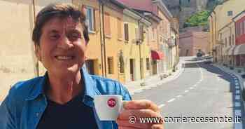 Gianni Morandi a Longiano - Corriere Cesenate