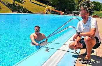 Schwimmbad startet in die Badesaison - Passauer Neue Presse