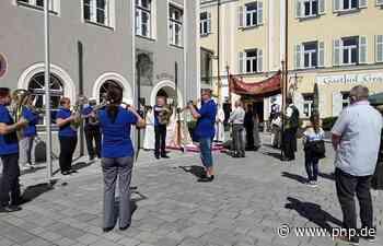 Fronleichnam mit den Herrgottsbläsern - Passauer Neue Presse
