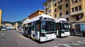 Gli autobus elettrici arrivano a Ponente Linea green a Voltri - Il Secolo XIX