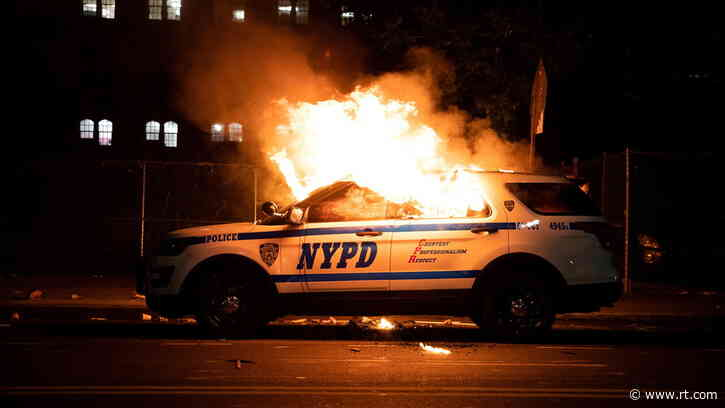 New York prosecutors dismissed 'most' looting & riot cases from George Floyd protests, police data shows