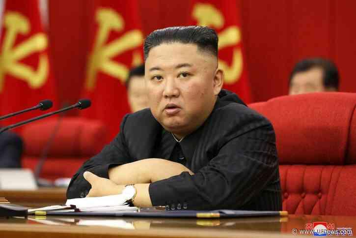 North Korean Leader Swears to Overcome Economic Hardships