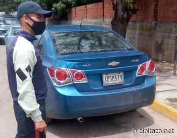 Ocumare del Tuy | Delincuentes se roban un carro con niño a bordo - El Pitazo