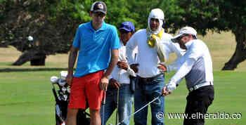 Berbeo, nuevo líder del golf en Sabanilla - El Heraldo (Colombia)