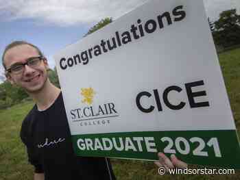 Awards handed out to CICE students at St. Clair College - Windsor Star