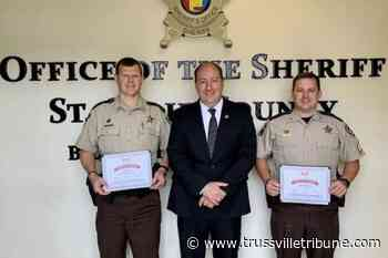 St. Clair County Sheriff's deputies trained to teach active shooter course - Trussvilletribune