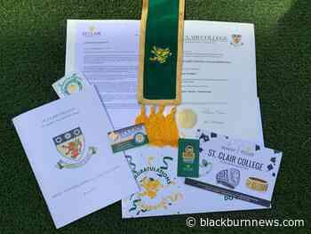 5000 St. Clair students graduate in online convocation ceremonies - BlackburnNews.com