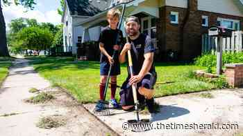 Working with dad: Fathers, kids in St. Clair County share work experiences together - The Times Herald