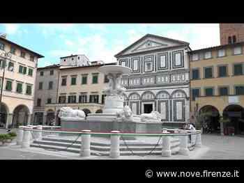 Empoli: inaugurata la fontana dei Leoni dopo il restauro - Nove da Firenze