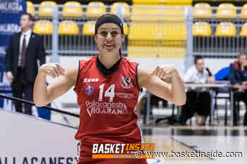 A1 UFFICIALE - Empoli ingaggia Sara Bocchetti - Basketinside