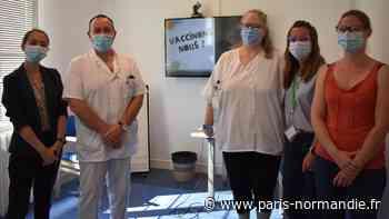 Le centre hospitalier de Lillebonne mène une campagne vidéo pour inciter ses équipes à se vacciner - Paris-Normandie