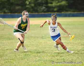 Girls Lacrosse Central/Western Mass. Division II Tournament: No. 7 Granby defeats No. 10 St. Mary, 18-2 & more - MassLive.com