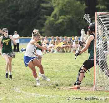St. Mary vs Granby girls Lacrosse 6/18/21 - masslive.com - masslive.com