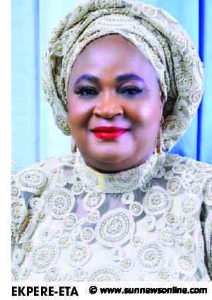 Nigeria is ripe for female president -Ekpere-Eta, ex-DG, NCWD