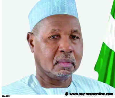 Why my meeting with bandits did not yield desired fruits -Masari